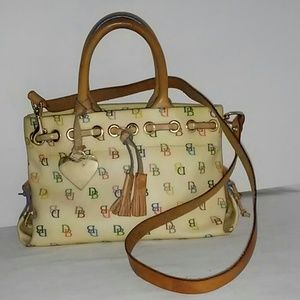 Dooney & Burke small used purse